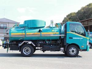 衛生車(バキュームカー)